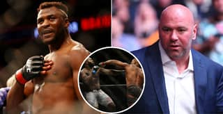 Dana White Reveals Mind-Blowing Stats Behind Francis Ngannou's World Record Power