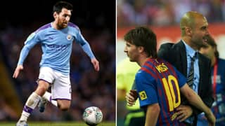 Manchester City Believe They Will Be First Choice If Lionel Messi Leaves Barcelona
