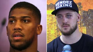 Anthony Joshua Called Out By Otto Wallin For UK Fight