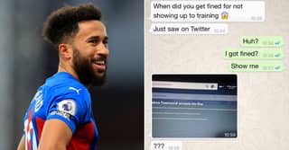 Andros Townsend's Girlfriend Thought He Skipped Training, But It Was Actually In Football Manager