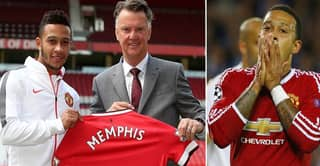 WATCH: Memphis Depay Talks About FA Cup Final Squad Omission