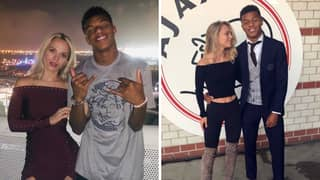 Ajax's David Neres Slid Into German Model's DM's With Outrageous Opening Line