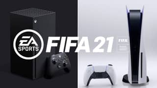 EA Sports Explain Why FIFA 21 Progress Will Not Carry Onto Next-Generation Consoles