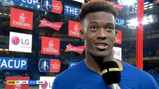 What Chelsea Fans Were Chanting Towards Callum Hudson-Odoi After Post-Match Interview