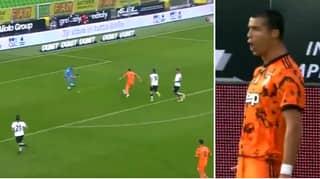 Cristiano Ronaldo Scores Brilliant Brace On His Juventus Return