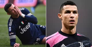 Cristiano Ronaldo Slammed For 'Only Thinking About Himself' And Causing Juventus Failure