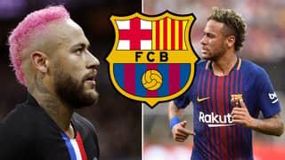 Barcelona Hacked On Twitter, Hackers Make Neymar Transfer Claim