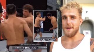 Ben Askren's Striking Exposed In Viral Clip After Accepting To Box Jake Paul