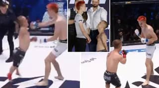 Polish MMA Promotion Once Staged A Bout Between Marek Kruszel And 'Mini Majk'