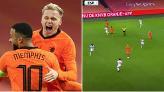 Manchester United Fans Are Convinced Donny van de Beek Should Start More Often After Starring For The Netherlands
