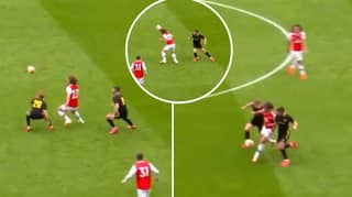 David Luiz's Terrible Mistake Leads To Arsenal's Friendly Loss To Brentford