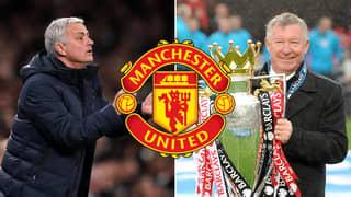 Jose Mourinho Reveals The One Player Sir Alex Ferguson Told Him To Sign At Man Utd