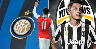Juventus And Inter Milan Ready To Swoop In For Arsenal Star Mesut Özil