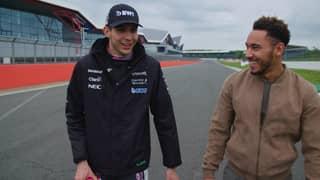 WATCH: SPORTbible Meets Sahara Force India Driver Esteban Ocon