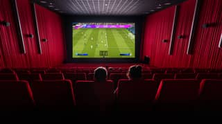 You Can Hire An Entire Cinema Screen To Play FIFA 21