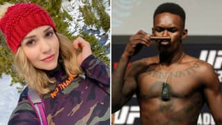 Israel Adesanya Reveals His Favourite Pornstars As UFC Star Hits Out At Taboo Surrounding Porn