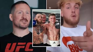 Conor McGregor's Coach Slams Jake Paul For Recent Outburst And Calls Him A 'TikTok Guy'