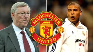 Sir Alex Ferguson Once Turned Down The Chance To Sign Ronaldo For Manchester United