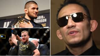Tony Ferguson Sends X-Rated Message To Khabib Nurmagomedov And Justin Gaethje Ahead Of UFC 254