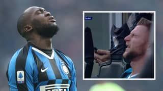 Romelu Lukaku Fears '23 Out Of 25 Inter Milan Players' Suffered From Coronavirus Symptoms In January