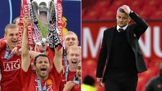 Ryan Giggs Believes It Could Be 20 Years Before Manchester United Win The Premier League Again