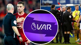 Teams Who Have Had Most Decisions Overturned By VAR This Season Revealed