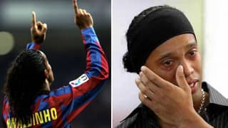 Ronaldinho Posts Heartbreaking Message To Announce His Retirement From Football