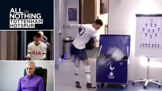 Tottenham's 'All Or Nothing' Documentary To Release On August 31 - The Newest Trailer Is Box Office Entertainment