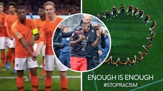 Dutch Teams To Boycott First Minute Of All Games This Weekend In Anti-Racism Statement