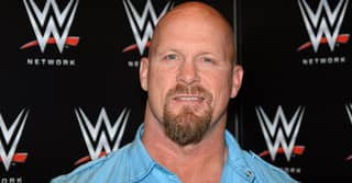 Stone Cold Steve Austin With Hair In The Early '90s Is Slightly Unnerving