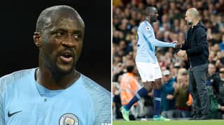 Yaya Toure Has Written Letter Of Apology To Pep Guardiola But He's Not Replied