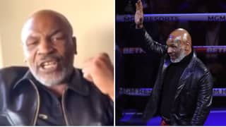 Mike Tyson Picks His Two Favourite Boxers To Watch Today
