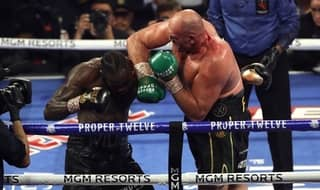 Who Has Landed The Most Punches On Tyson Fury In A Fight?