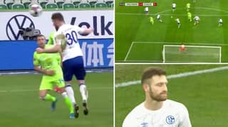 Schalke Defender Shkodran Mustafi Has Just Scored One Of The Worst Own Goals In Years