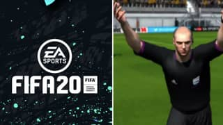 One Of The Referees In FIFA 20 Used To Be An 89-Rated Player