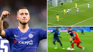 Compilation Of Eden Hazard Shows How Underrated He Really Is