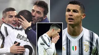 Juventus Superstar Cristiano Ronaldo Refused Shirt Swap As Player Felt 'Small And Ashamed'