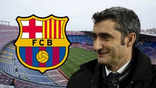 Ernesto Valverde Hints At Two Barcelona Players Who Could Leave In January