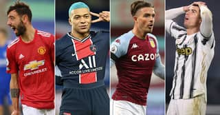 Stats Reveal Four Best Players Across Every Position In Europe In 2020