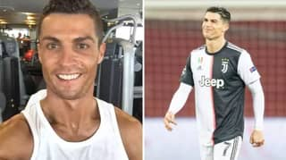 Cristiano Ronaldo Once Text Medhi Benatia For An 11pm Post Match Workout