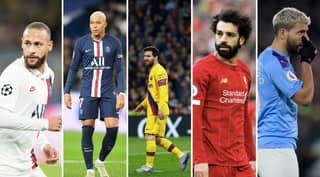 Revealed: The 10 Players With The Most Combined Goals And Assists Since 2017