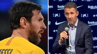 Barcelona Break Silence On Lionel Messi's Future During Press Conference