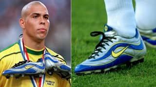The Ronaldo 1998 Mercurial Boots Are Getting A Reboot