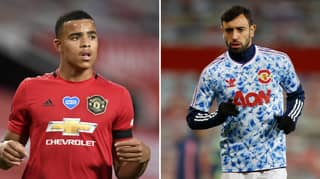 Mason Greenwood's Training Performances Have Annoyed Bruno Fernandes