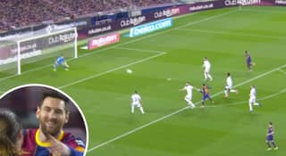 Lionel Messi Scores Absolute Worldie Against Huesca After Incredible First Touch