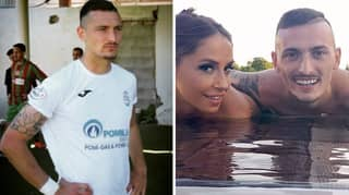 Meet The ​Footballer Who Quit Football To Become An Adult Film Star
