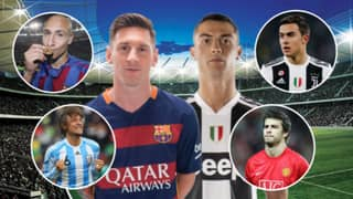 The 13 Players Who Have Played With Lionel Messi And Cristiano Ronaldo