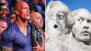 Dwayne 'The Rock' Johnson Has Named His 'Mount Rushmore Of Wrestling Greats'