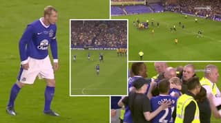 Tony Hibbert Only Scored One Goal In 328 Career Appearances And Goodison Park Went Nuts When It Happened