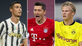 The Ten Best Strikers In World Football Have Been Revealed